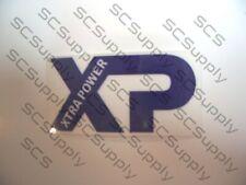 Husqvarna Chainsaw XP air cover decal