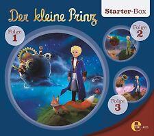 3 CDs * DER KLEINE PRINZ - STARTERBOX - (FOLGE 1-3) # NEU OVP &