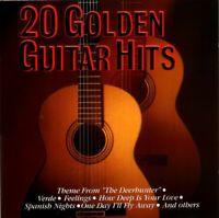 United Studio Orchestra-20 Golden Guitar Hits CD