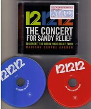 Paul McCartney on do-CD-The Concert for Sandy relief-Col. 2013-Near Comme neuf