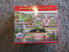 """New Hometown Collection Heronim """"Downtown"""" 1000  Piece Jigsaw Puzzle"""