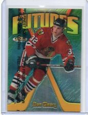98-99 Topps Finest Futures Finest Dan Cleary /500 Blackhawks
