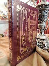 THE EIGER SANCTION  Easton Press  TREVANIAN NEW SEALED, RARE