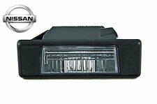 Nissan Genuine External Car Reg Number Licence Plate Lamp Light 265108990A