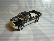 Hot Wheels sciolto Thunderbird Stocker Nero 5sp Mattel Logo
