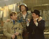 """Nathan Lane & Matthew Broderick """"The Producers"""" AUTOGRAPHS Signed 8x10 Photo"""
