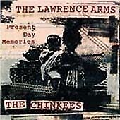 The Lawrence Arms - The Chinkess : Present Day Memories CD (2001)