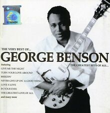 Greatest Hits Of All - George Benson (2002, CD NIEUW)