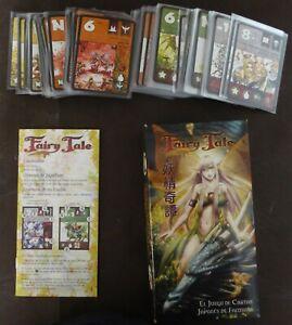 Fairy Tale Juego de Cartas Japones fantasía mesa Castellano Yoko Nachigami (7A)