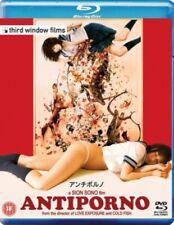 Neue antiporno DVD + Blu-ray REGION B