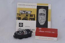 Rare! Original Leica MR Black Paint Meter for M2/M3 M4