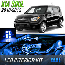 Blue LED Lights Interior Kit for 2010-2013 Kia Soul