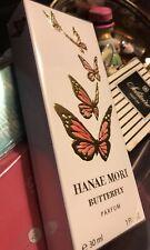 Hanae Mori by Hanae Mori 1oz Pure PARFUM Spray Women Sealed Authentic 100% NIB