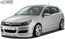 RDX Bodykit Opel Astra H Front Heck Ansatz Seitenschweller ABS