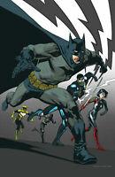 BATMAN AND THE OUTSIDERS #5 DC COMICS VARIANT YOTV  COVER B 1ST PRINT
