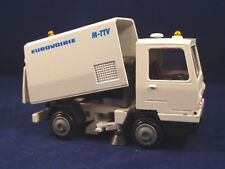 RARE modèle commercial camionnette balayeuse Eurovoirie Conrad Germany 1:50