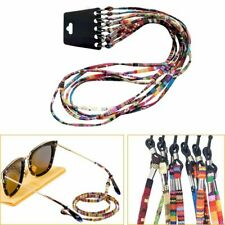 Colorful Sunglasses Strap Eyeglass Chain Reading Glasses Chain String Holder