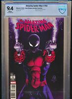 Amazing Spiderman #793 1:25 Variant Maniac Spider-man CBCS 9.4 not CGC