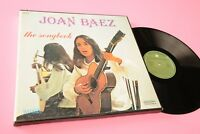 JOAN BAEZ 4LP THE SONGBOOK ORIG FRANCIA 1977 NM !!!!!!!!!!!!!!!!!!!!!