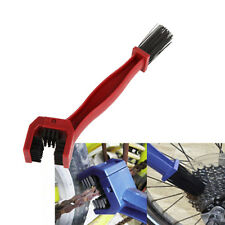 Portable Cycling Motorcycle Chain Cleaning Tool Gear Grunge Brush Cleaner new