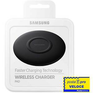 Caricatore Caricabatterie SAMSUNG Wireless FAST CHARGING veloce PAD s9 s10 s20