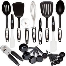 Hullr Kitchen Cooking Utensils Gadgets Tools Gadget Utensil Set 20 Pieces New