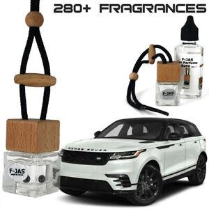 Car Perfume Hanging Mirror Freshener Bottle & Refill for Range Rover