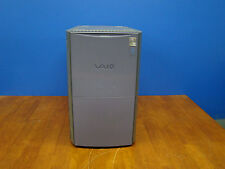SONY VAIO PCV-220 TOWER INTEL P2 266MHz 160MB FEDEX SHIPPING in USA