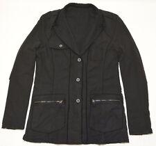 Soul Essentials men's Black Reversible Chaqueta de algodón talla XL