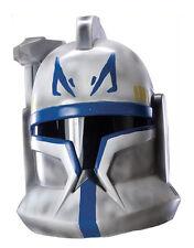 STAR Wars Maschera Costume, bambini Clone Wars Clone Trooper Rex Maschera completa, età 14+