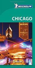 Michelin Green Guide Chicago (Green Guide/Michelin