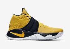 Nike Kyrie 2 Mens Basketball Shoes 13 Tour Yellow Black White 819583 701