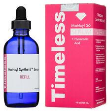 Timeless matrixyl synthe'6 serum + hyaluronic acid 4 oz Refill anti-wrinkle