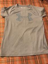 Girls Under Armour Shirt Size Medium