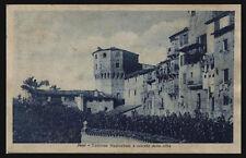 cartolina JESI torrione medievale a oriente della città