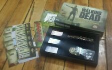 Walking Dead: The Best Defense (Board Game) Cryptozoic AMC zombies strategy