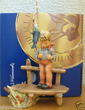 HUM #566 THE ANGLER TM7 GOEBEL M.I. HUMMEL FIGURINE GERMANY *NEW IN BOX* $400