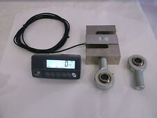Crane Scale load cell with MI104 Indicator, capacity 9t (20000 lb)