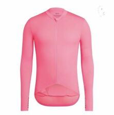 Rapha Long Sleeve Pink Cycling Jerseys