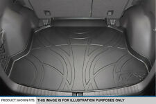 MAXTRAY All Weather Custom Fit Cargo Liner Mat for DODGE JOURNEY (Black)