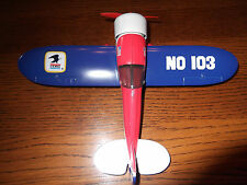 Die cast Spec-cast US Express Mail coin airplane bank #103