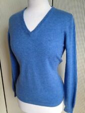 Woolovers Patternless V-Neck Jumpers & Cardigans for Women