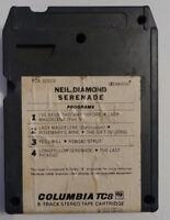 8-Track Neil Diamond - Serenade 1974 Columbia/CBS