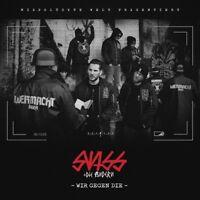SWISS & DIE ANDERN - WIR GEGEN DIE   CD NEU