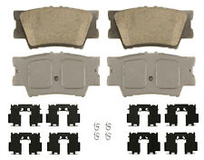 Advance QC1212 Disc Brake Pad - ThermoQuiet, Rear