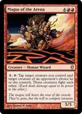 MAGUS OF THE ARENA Commander 2013 MTG Red Creature — Human Wizard RARE