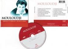 """MOULOUDJI """"Comme Un P'tit Coquelicot"""" (CD) 1997"""