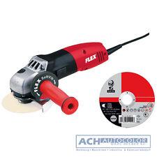 FLEX Angle Grinder L 3410 VR + 25 x ATLAS Cut-off wheel 125x1x22,2 # 296.260