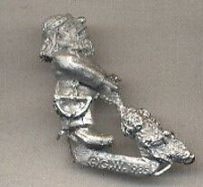 Warhammer classique Nain Aventurier Rat Catcher Figure