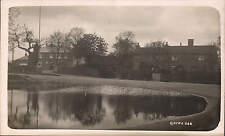 Goffs Oak. Pond.